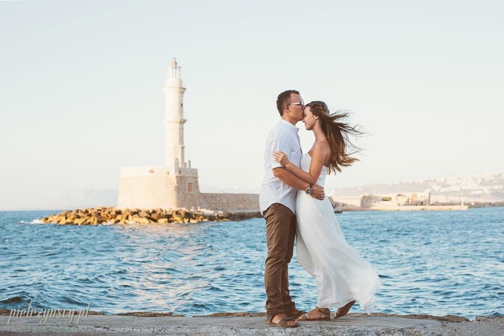 19, sesja ślubna na Krecie, zagraniczna sesja zdjęciowa, sesja na rocznicę ślubu