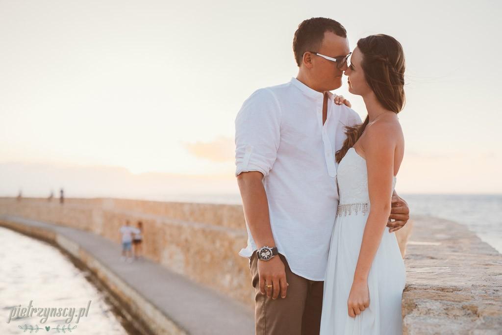 24, ślub w Grecji, sesja poślubna na Santorini, fotografia ślubna Poznań