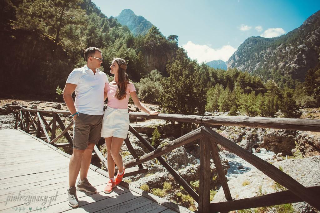 14, sesja poślubna w Grecji, ślub na Krecie, sesja ślubna Santorini