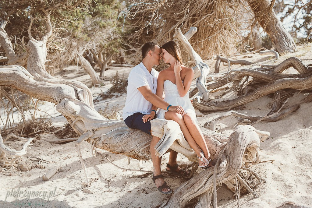 17, sesja ślubna na Chrissi, ślub na Santorini, sesja poślubna Seszele
