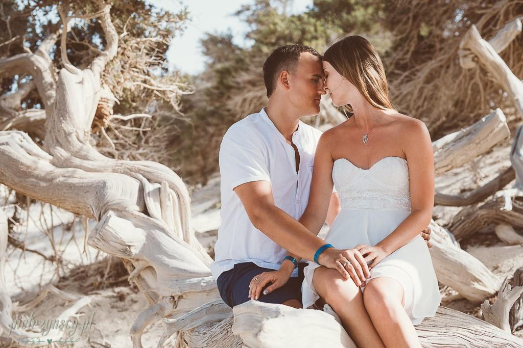 18, zagraniczna sesja ślubna na Krecie, ślub na Santorini, ślub na Malediwach