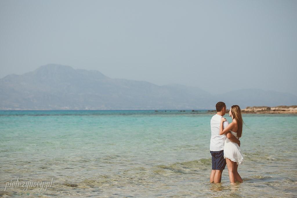 3, ślub w Grecji, fotograf na ślub Poznań, sesja zagraniczna Kreta